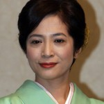 中田喜子の姉は宝塚のあの人だった!夫の山崎英一との離婚理由は?