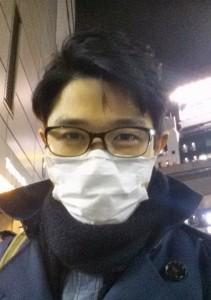 鈴木亮平 ブログ マスク