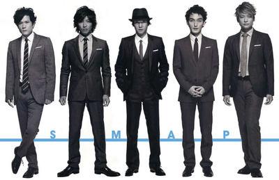 SMAP 身長