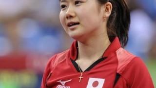 福原愛の熱愛彼氏は台湾人!結婚予定の卓球選手 江宏傑との馴れ初めは?