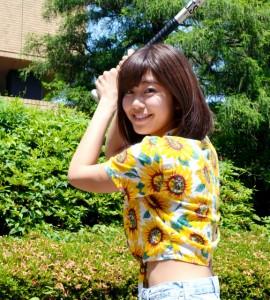稲村亜美 野球