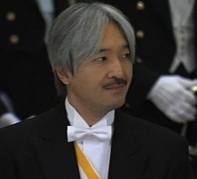 秋篠宮文仁