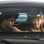 西内まりやと彼氏の呂敏の車チュー画像!ロビンは彼女のこじるり(小島瑠理子)とフライデーも!