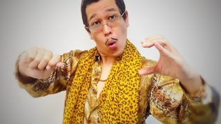 PPAPピコ太郎の正体は古坂大魔王!Wikiや動画アッポーペンの海外の反応を紹介!