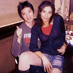 長井秀和 アンナ