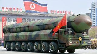 【速報】特別重大報道はICBMミサイル!北朝鮮が発射したら迎撃は不可能?